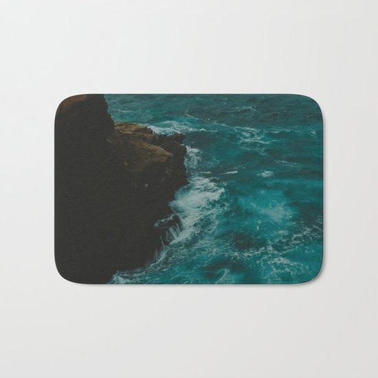 Big Sur Coastal Bath Mat