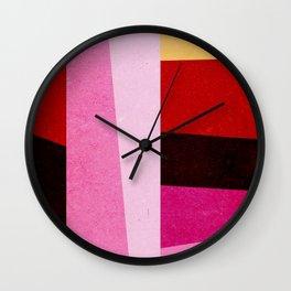 Formas 54 Wall Clock