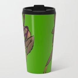 Ninja Sloth Travel Mug