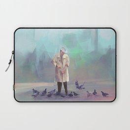 Birds man Laptop Sleeve