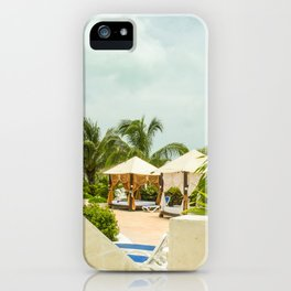 Santa Maria Cabana iPhone Case
