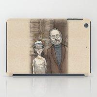 tenenbaum iPad Cases featuring Raleigh is shocked by suPmön