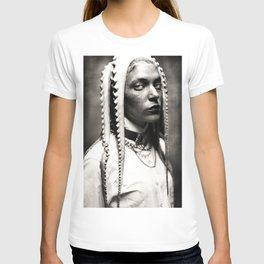 Jeanne et le poulpe T-shirt