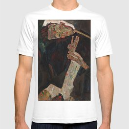 "Egon Schiele ""The Lyricist"" T-shirt"