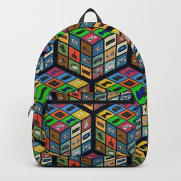 Gaming Generations Cube Backpack