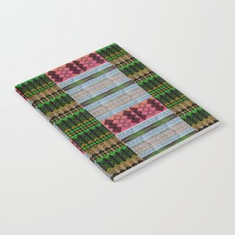 Ethnic pattern Notebook