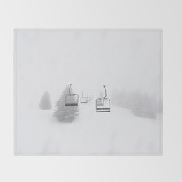 Lift To Heaven Throw Blanket