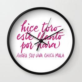 Tusa Wall Clock