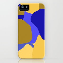 Trendy Abstract pattern iPhone Case