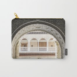Portal to inner patio - Alcazar of Seville Carry-All Pouch