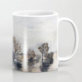 Elbehochwasser Coffee Mug