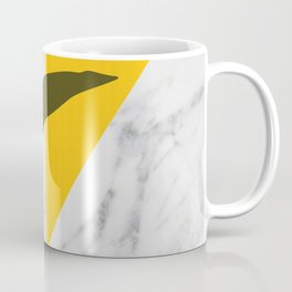 Tropical Marble Coffee Mug