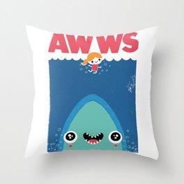 AWWS Throw Pillow