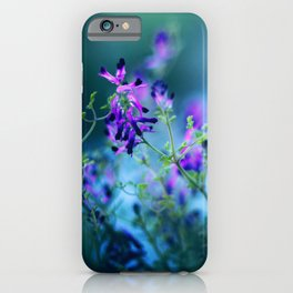 Forest Echoes iPhone Case
