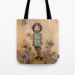 Adopt the Pace of Nature Tote Bag