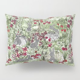 Buns in the Sun Pillow Sham
