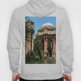 View Over The Lagoone To The Palace Of Fine Arts - San Francisco Hoody