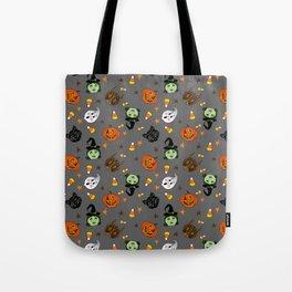 Halloween Spooks Tote Bag
