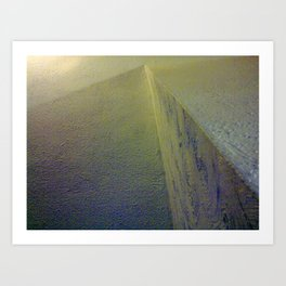 Untitled (tektology studies #4), 2010 Art Print