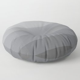 Fifty Shades Of Grey as Color Floor Pillow