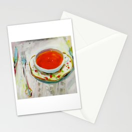 Red Pekoe Stationery Cards