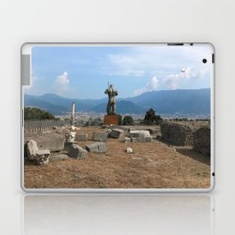 Pompeii's ruins Laptop & iPad Skin