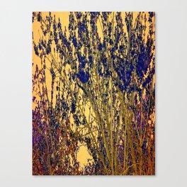 Nature Abstract - Art Canvas Print