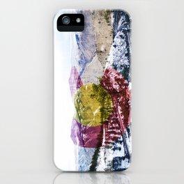 Coloraaaaado iPhone Case