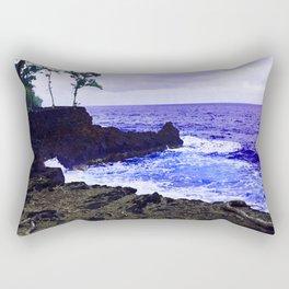 Hawaii Surf Rectangular Pillow