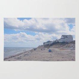 Manomet Beach, Massachusetts Atlantic Ocean Rug