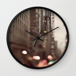 Whoosh Wall Clock