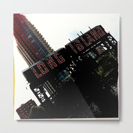 gantry 03 Metal Print