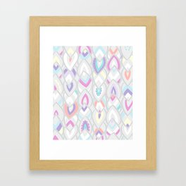 PINKLEAVES Framed Art Print