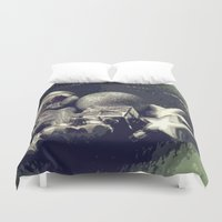 2015 Duvet Covers featuring 2015 by gzm_guvenc