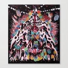 Kali Krystallizer Canvas Print
