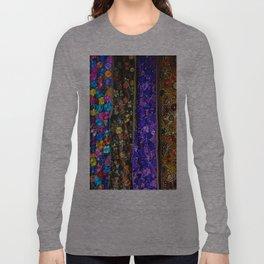 mexican art Long Sleeve T-shirt