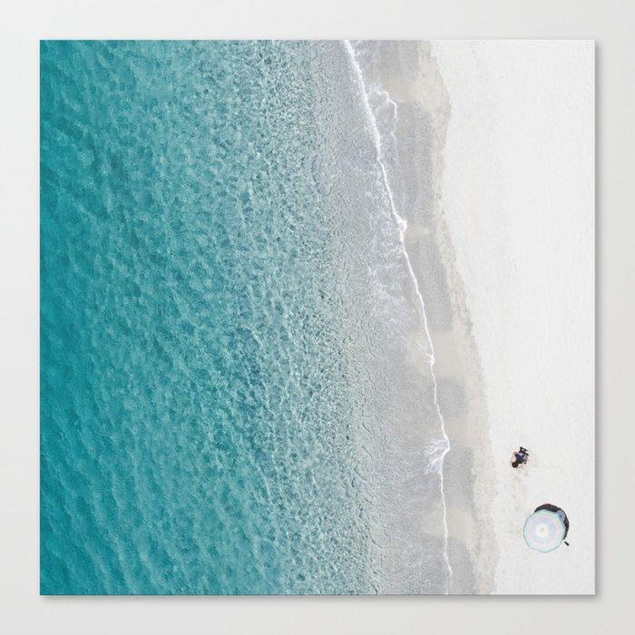 Coast 7 Canvas Print