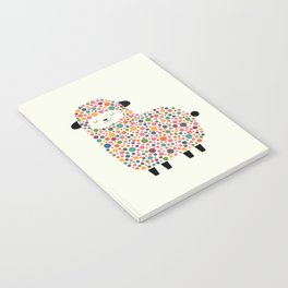 Bubble Sheep Notebook