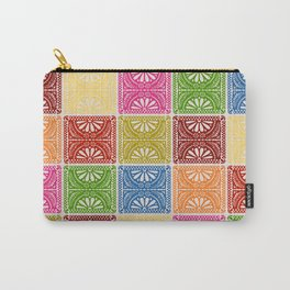 Fiesta Patchwork Carry-All Pouch