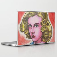 ginger Laptop & iPad Skins featuring Ginger by Anna Gogoleva