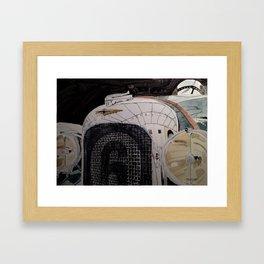Lagonda Framed Art Print