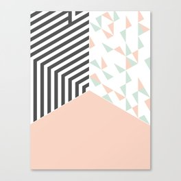 Pink Room #society6 #decor #buyart Canvas Print