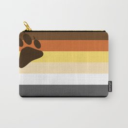 Bear Flag Paw Edition Carry-All Pouch
