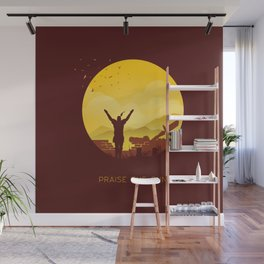 Solaire (Dark Souls) Wall Mural