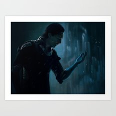 Loki #1 Art Print