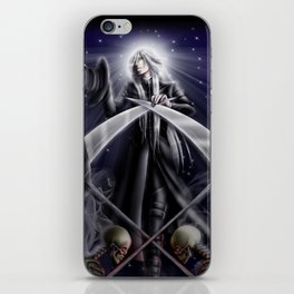 Saint Undertaker iPhone Skin