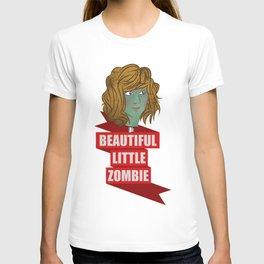 beautiful little zombie T-shirt