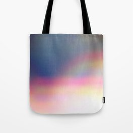 Pixel Light J Tote Bag