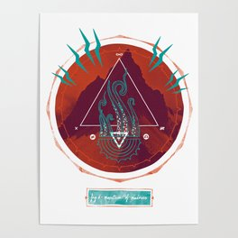 The Mountain of Madness Poster