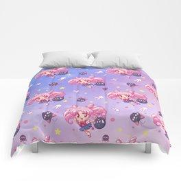 New Chibiusa Pattern Comforters